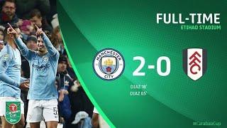 Manchester City 2 x 0 Fulham Melhores Momentos e Gols 2018
