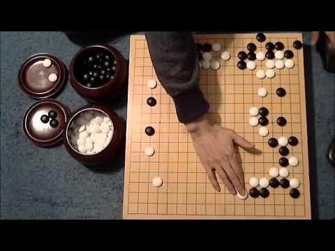 Studying Professional Go Games - Legend88 - 01
