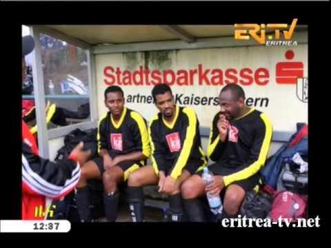 Eritrean News   Football Sport Festival in Germany   Kaiserslautern by EriTV