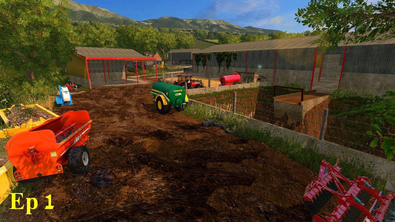 Farming Simulator 2015 Lets Play Knaveswell