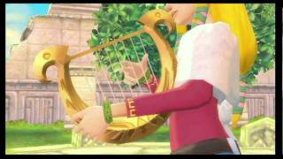 Legend of Zelda Skyward Sword Opening Preview