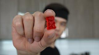 World's Hottest Gummy Bear (9,000,000 Scoville)