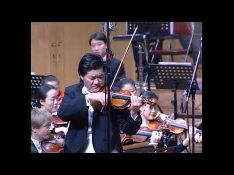 Bin Chao, Shostakovich Violin Concerto N.1 in A minor op.77