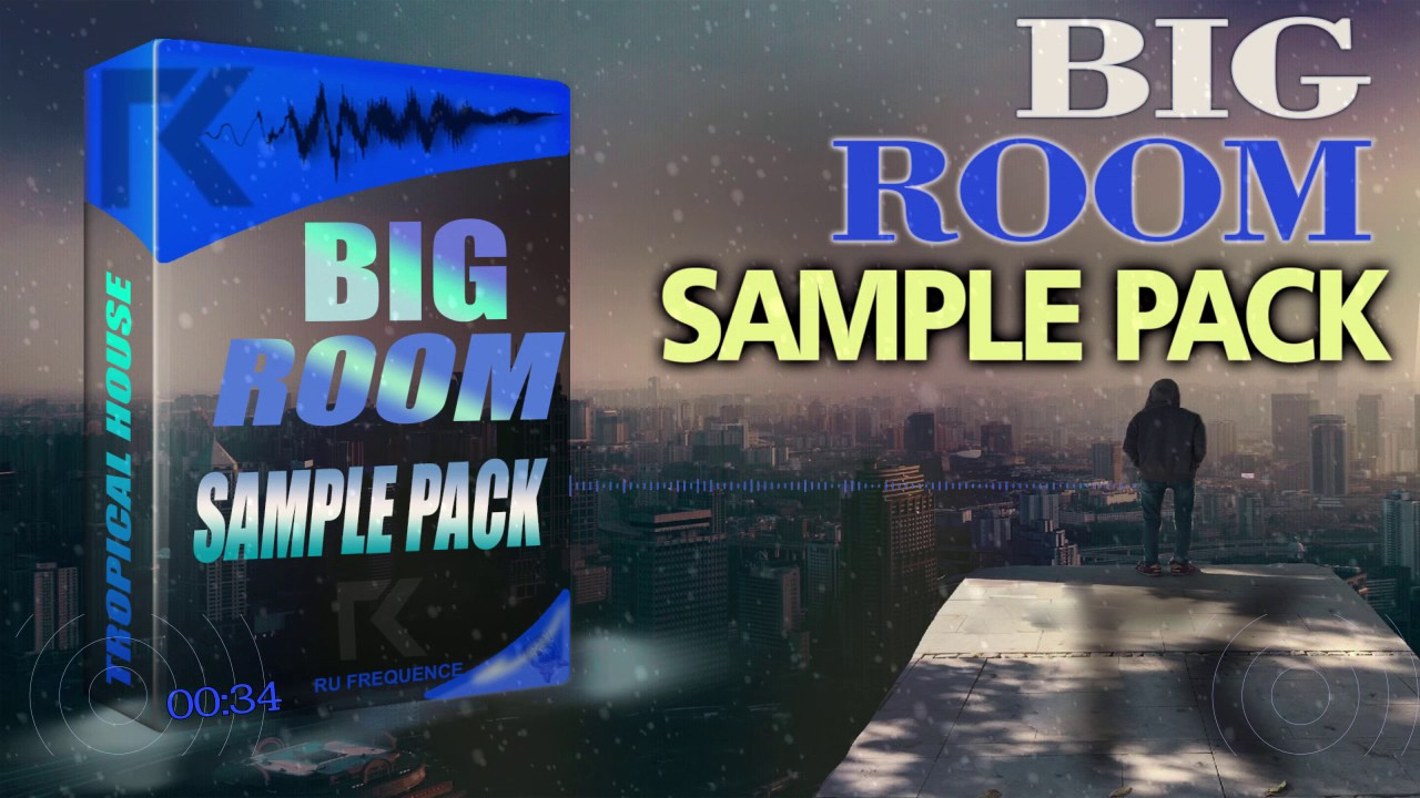 BIG ROOM SAMPLE PACK | Free Download #1
