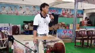 가수보다 더 노래 잘 하는  ♥ 점팔이 품바님 ♥ 공주 백제 문화제  (2017.10.01)