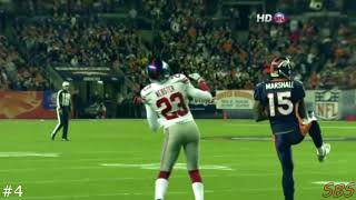 NFL Top 10 Catches of the 2009 Season [SPORTS]