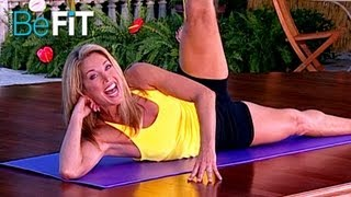 Denise Austin: Pilates- Hips, Thighs & Butt Workout