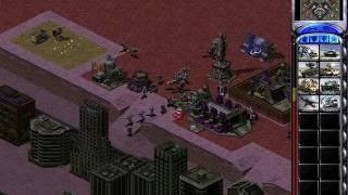 C&C Red Alert 2 Megapack Challenge 1v7 - This Is War - British