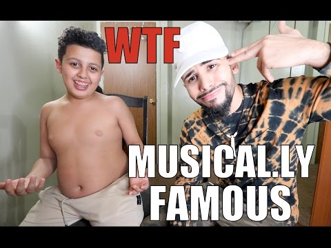 INTERVIEWING THE CRINGIEST MUSICAL.LY ARTIST!!!
