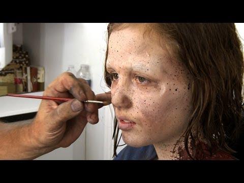 Making of the Barn : Inside The Walking Dead