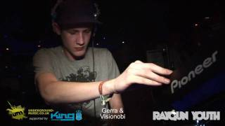 Andy C & MC GQ Southampton - Raygun Youth @ Junk club