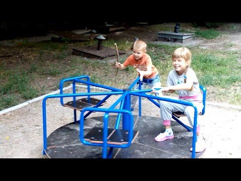 Детские песни и музыка - Детский дворик
