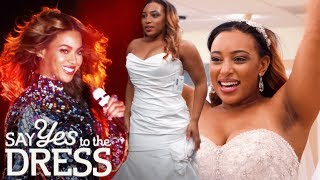 Bride Wants to Look Just Like Beyoncé | Say Yes To The Dress Atlanta