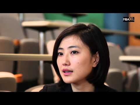 MBA50 Cambridge Judge MBA student Grace Huang - SCMP Interview
