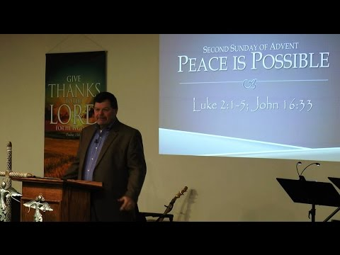 Peace is Possible - Harmony Church of Bartlett