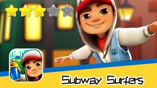 Subway Surfers - Kiloo - BeiJing Day12 Walkthrough Legend of The Dragon Recommend index three stars
