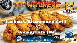 Battle of the Kitchens | Lemon Pepper Wings | S1 Ep.7