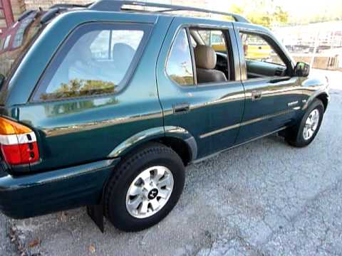 2000 Honda Passport | Read Owner and Expert Reviews, Prices