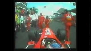 F1 Brazil 2000 - Full Race Part 1/12 (German)
