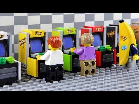 Lego Arcade Game 4