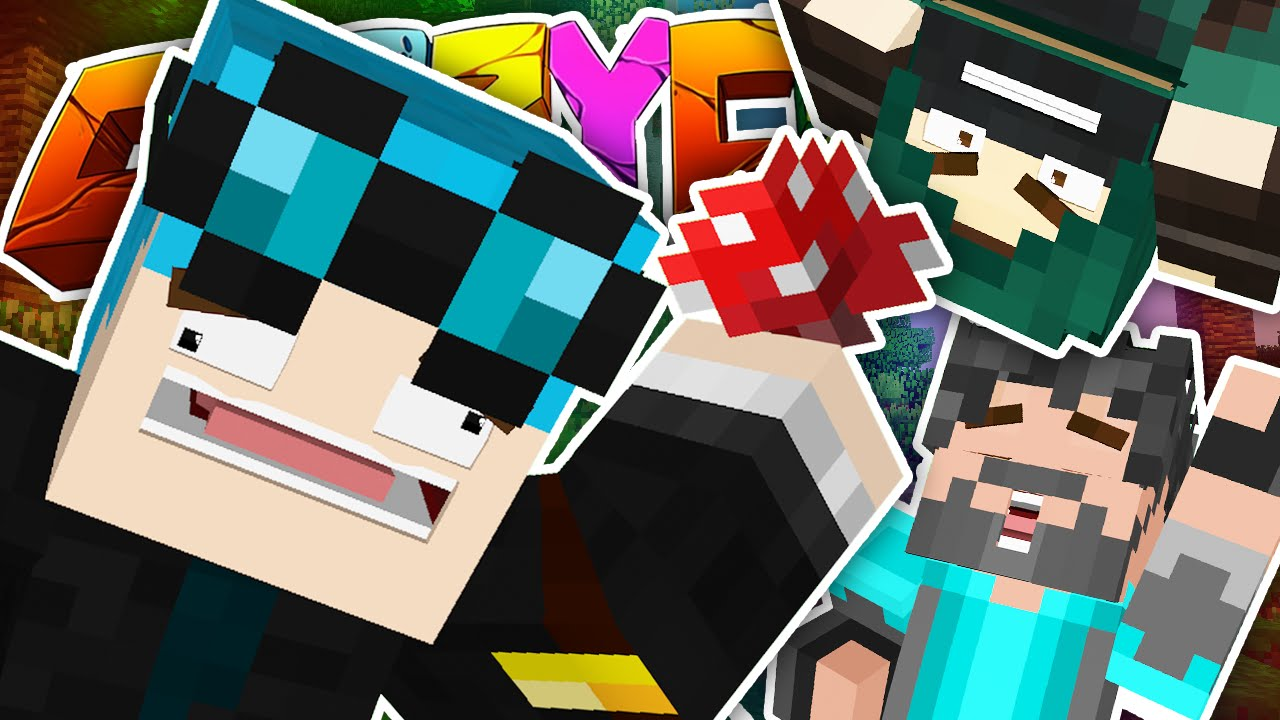 Crazy Craft   Dantdm Ep