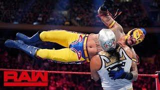 Rey Mysterio vs. Gran Metalik: Raw, Sept. 9, 2019 thumbnail