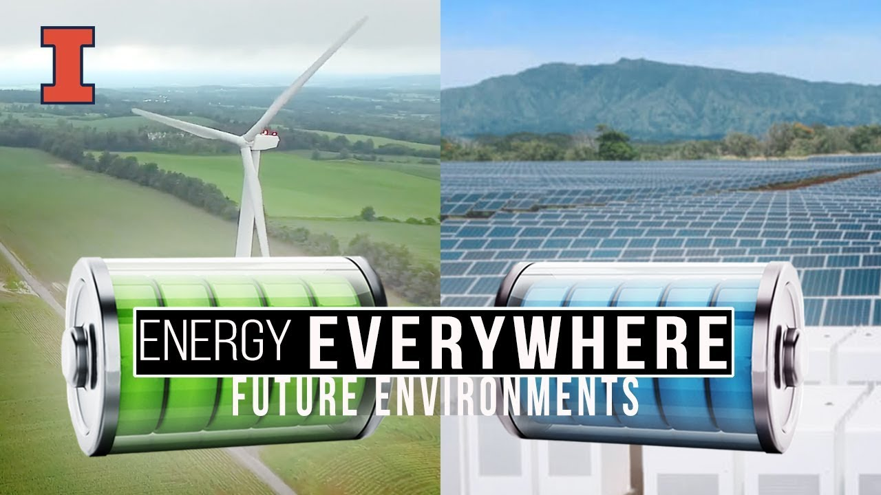 Watch Future Environments: Energy Everywhere