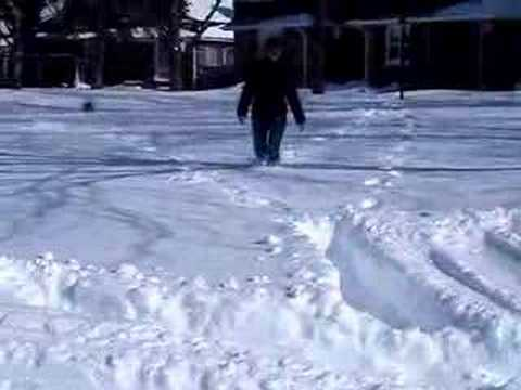 Snow Day - st joseph