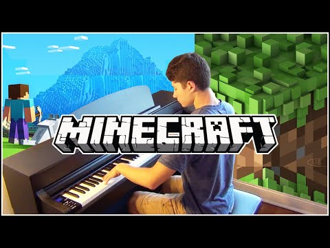Minecraft - Wet Hands, Subwoofer Lullaby, & Living Mice
