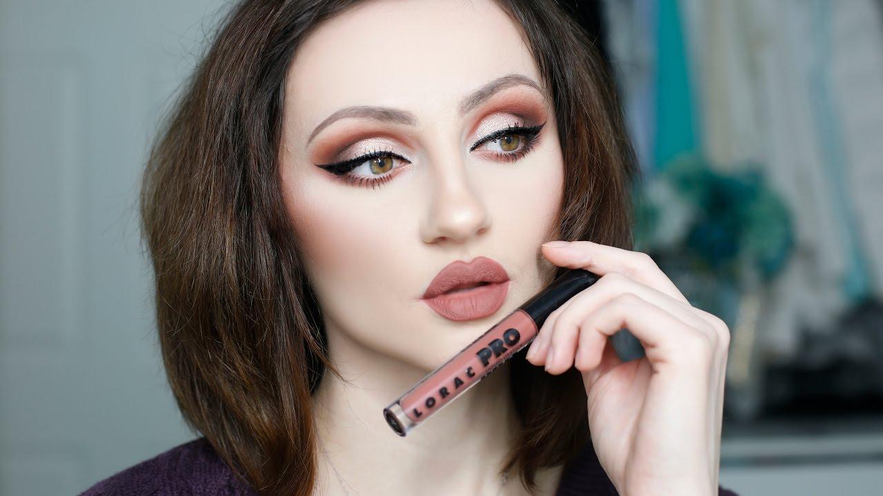 Make up For Ever/Too Faced Natural Eye Palette Tutorial ...