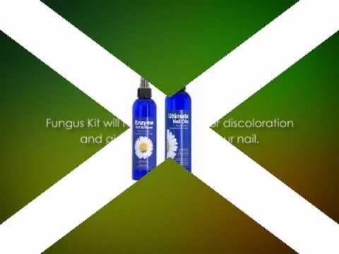 Leucatin Nail Fungus Kit Control