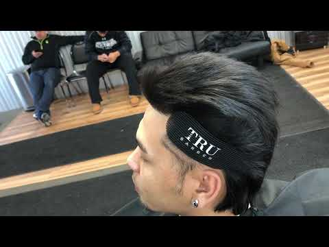 The Best Line Up Haircut Tool ever TRUBARBER