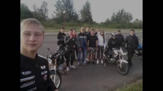 Один день лета, сезона 2016 RD VX CB YBR Minsk jinlang sonik