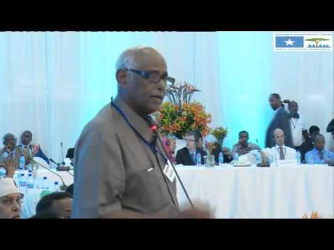 Somali National Consultative Forum Live Stream
