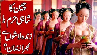 History of The Ming Dynasty Concubines. Hindi & Urdu
