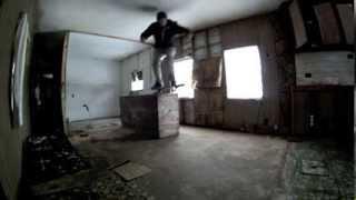 Fun Tall Skate Box Session