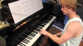 Philip Glass - Metamorphosis One + Sheet Music