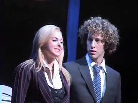 Legally Blonde with Noah Weisberg as Emmett