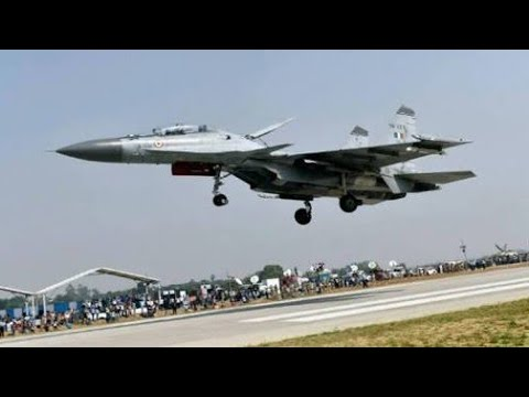 Indian Air Force on Australian Pitch Black exercise.