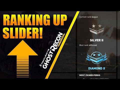 RANKING UP THE SLIDER   Solo Q   Ghost Recon Wildlands PVP