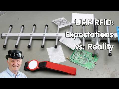 #236 Introduction Into UHF RFID (How-to)