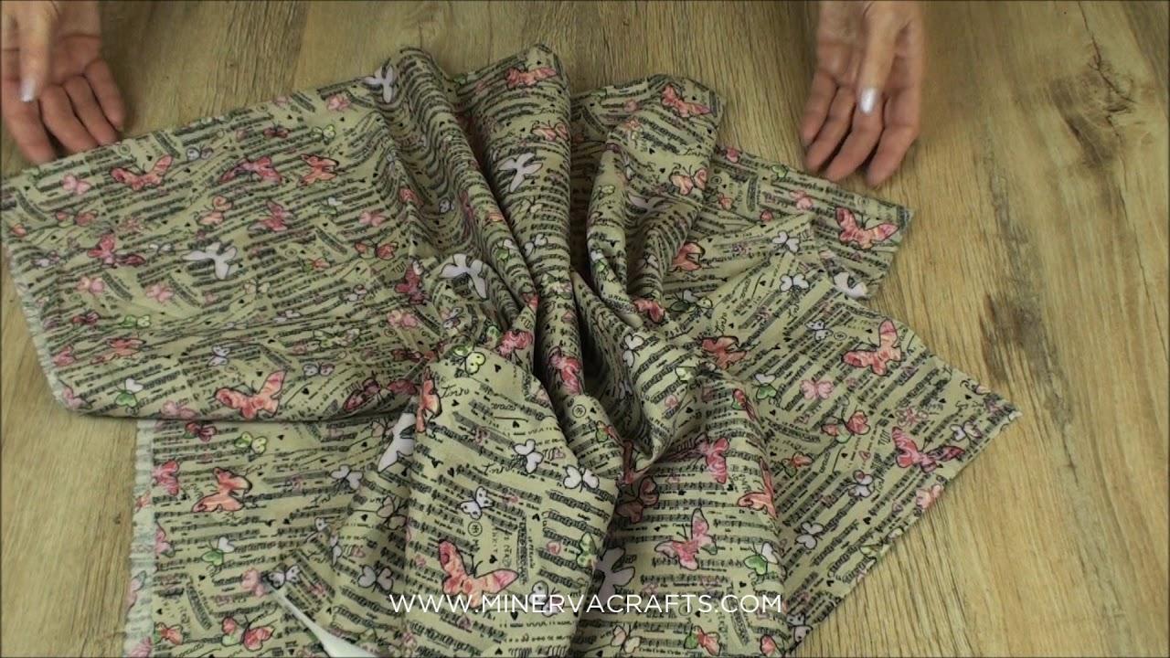 cp0411-m Butterflies /& music sheets Print Cotton Poplin Fabric