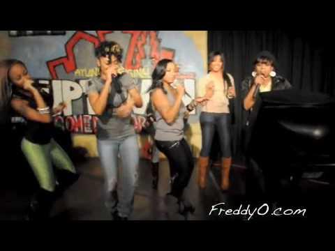 Water Falls  Karaoke Tiny Kandi Toya Dimondon Rasheeda and Neff