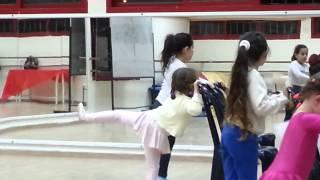 урок бальных танцев 2