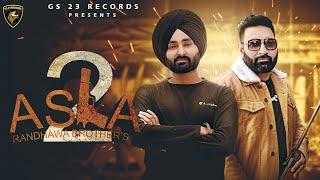 Asla 2 Raja Randhawa Gurjant Randhawa Free MP3 Song Download 320 Kbps