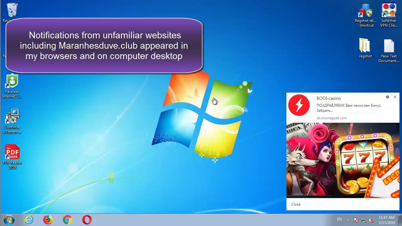disable pop up ads pc
