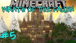 Minecraft: Wrath of the Fallen (Custom Adventure Map) Part 5