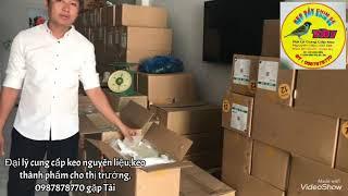 Hướng dẫn mua keo nguyên liệu bẫy chim sẻ và các loại chim khác.0987878770 gặp tài