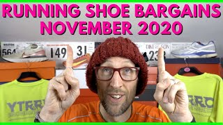 Best Running Shoe Bargains November 2020 | Best value running shoes available | Discount | eddbud