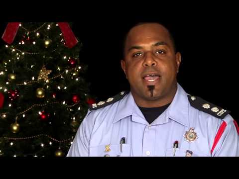 Cayman Islands Fire Service Holiday Safety Entertaining Tips